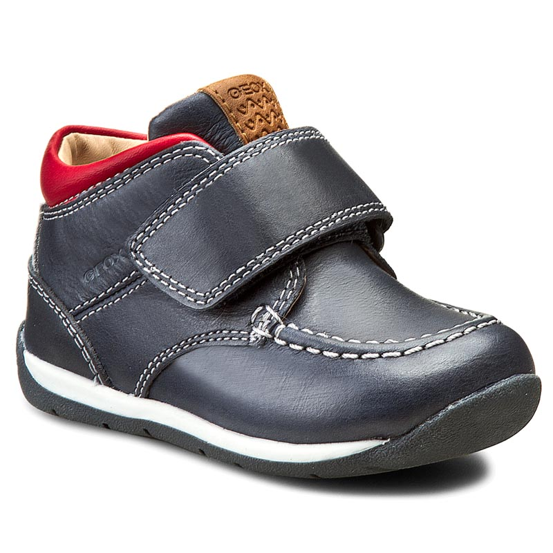 Outdoorová obuv GEOX - B Each B. B B640BB 000CL C4002 Morski