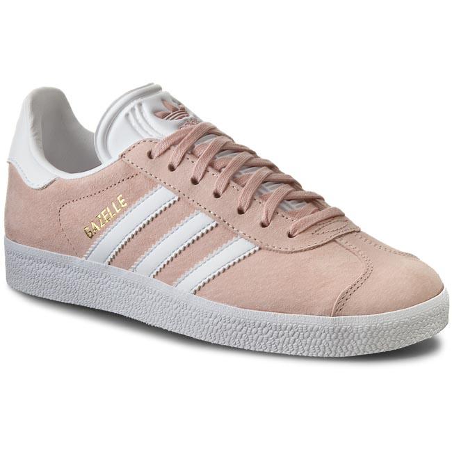 Topánky adidas - Gazelle BB5472 Vapink/White/Goldmt