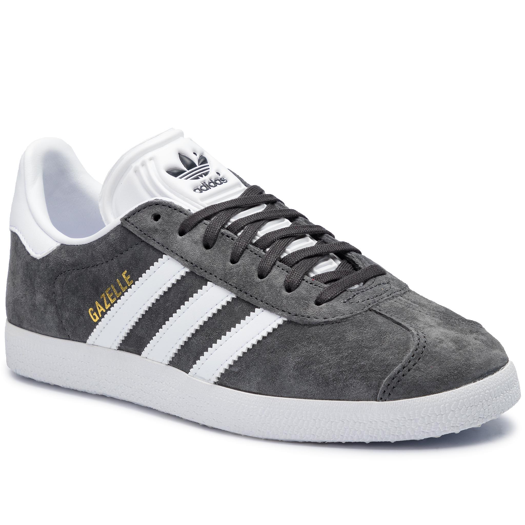 Topánky adidas - Gazelle BB5480 Dgsogr/White/Goldmt