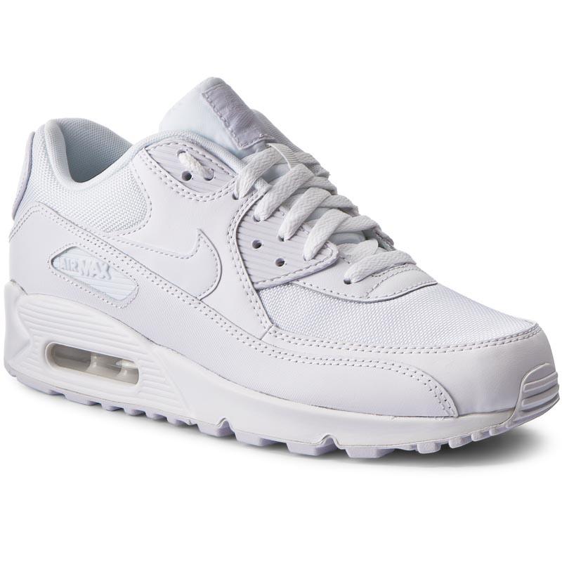 Topánky NIKE - Air Max 90 Essential 537384 111 White/White/White/White