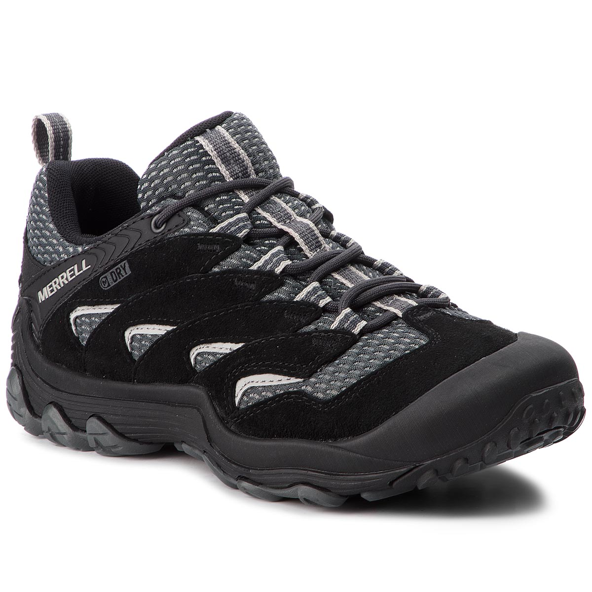 Trekingová obuv MERRELL - Cham 7 Limit Wp J12775 Black