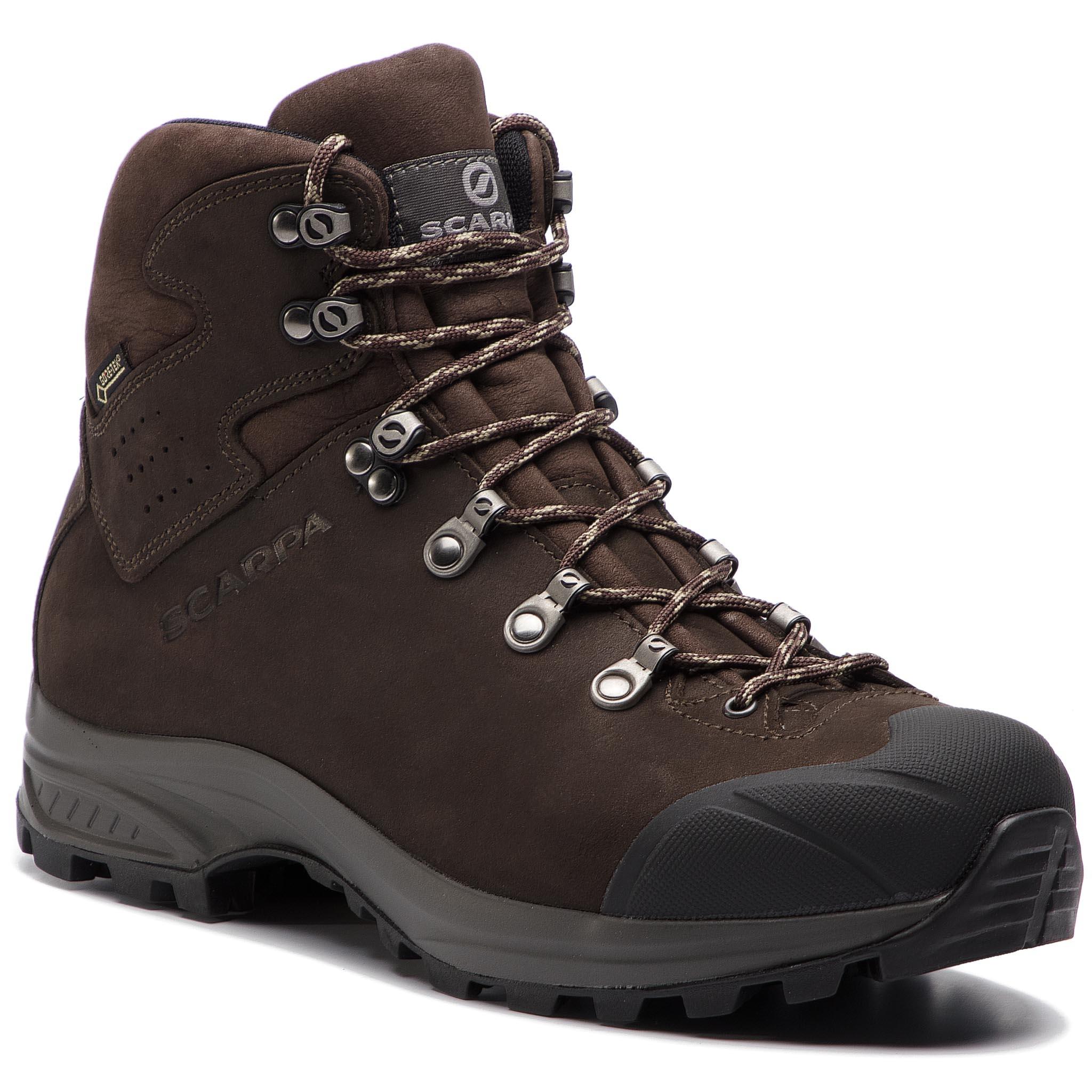 Trekingová obuv SCARPA - Kailash Plus Gtx GORE-TEX 61061-200 Dark Coffee