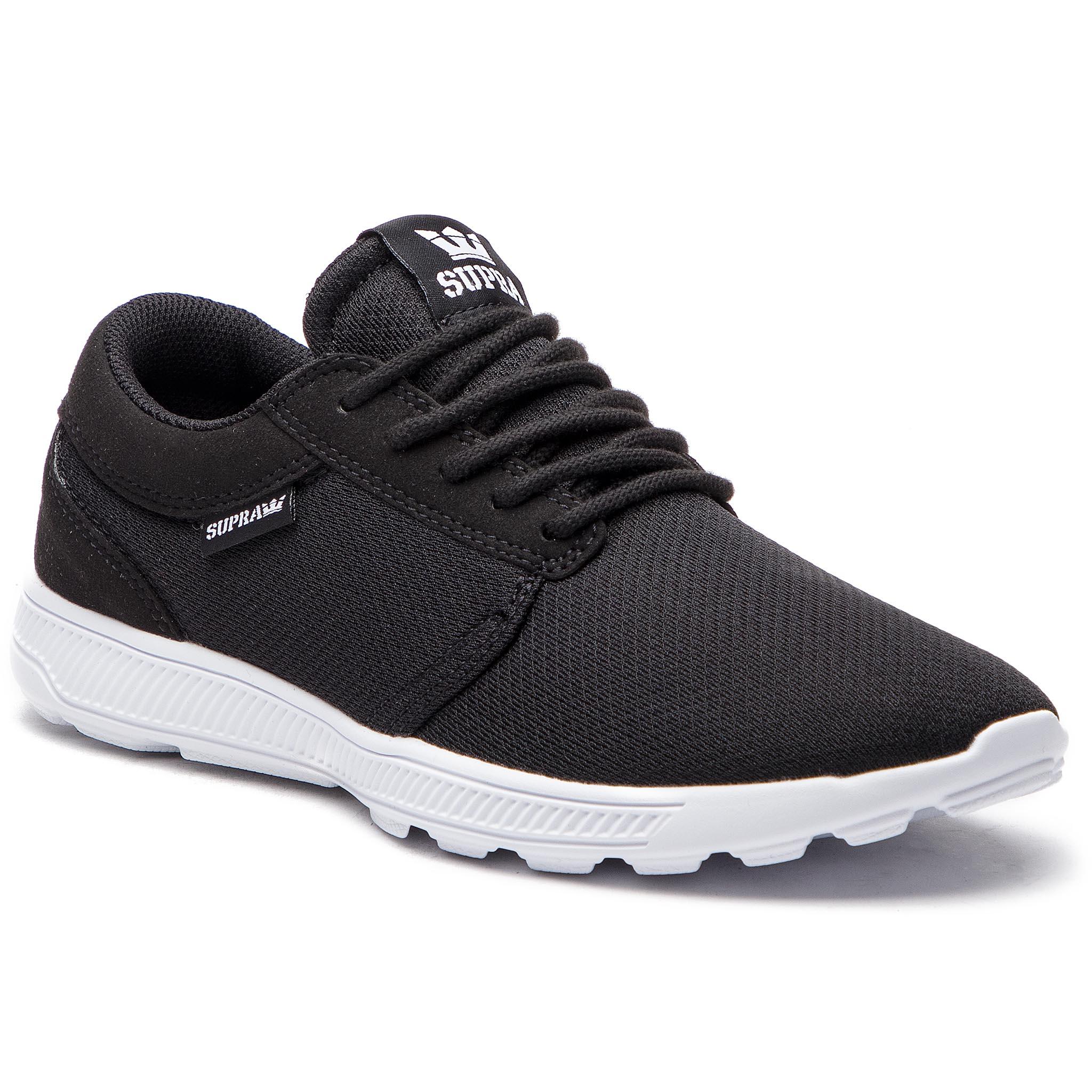 Sneakersy SUPRA - Hammer Run 08128-009-M Black/White/White