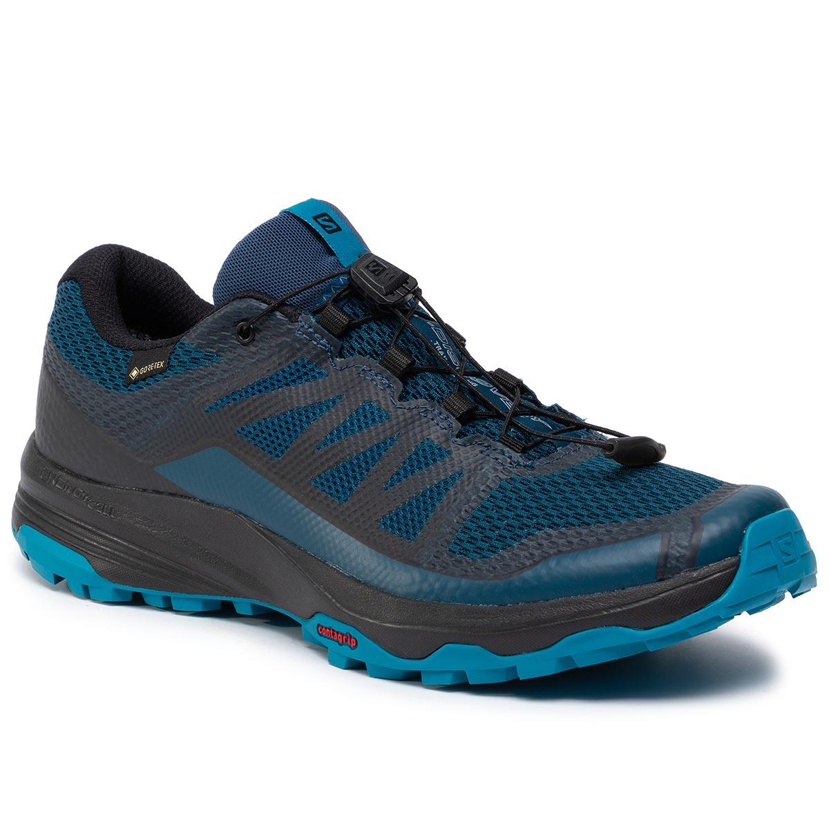 Topánky SALOMON - Xa Discovery Gtx GORE-TEX 409179 29 W0 Tmavo modrá