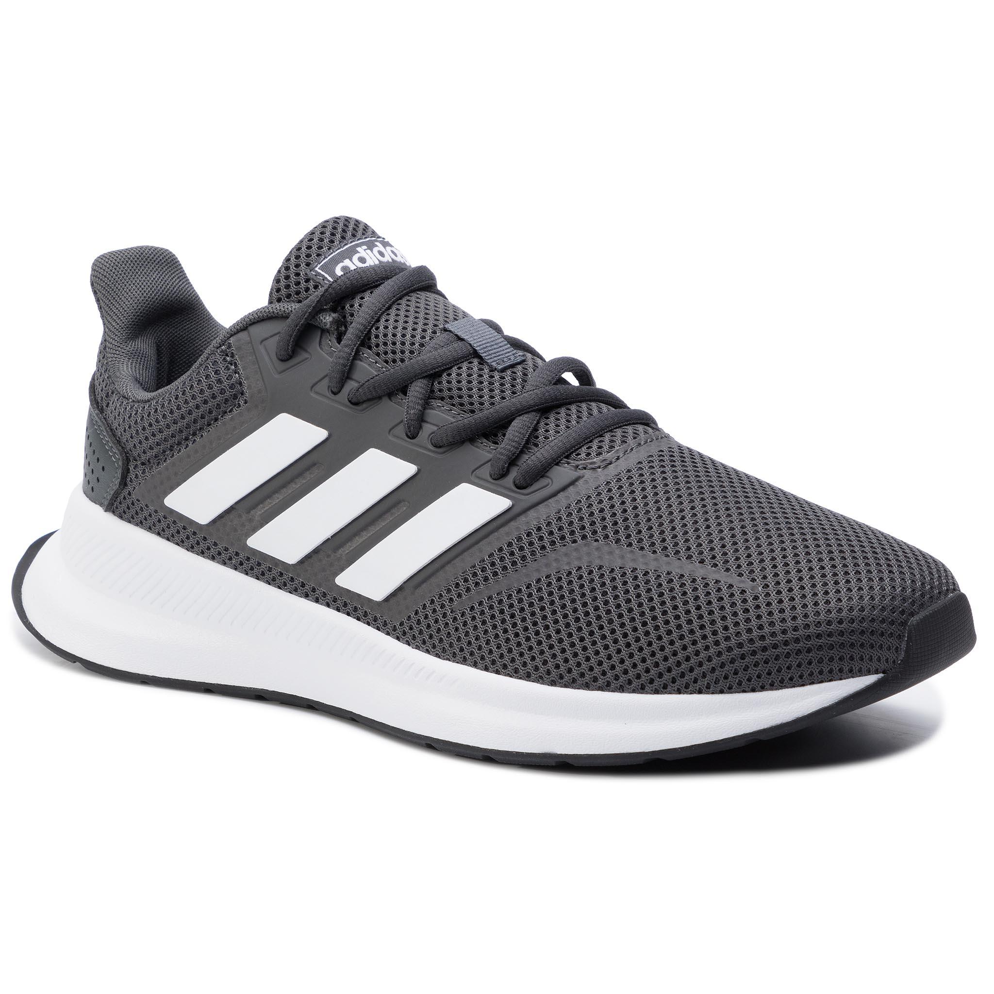 Topánky adidas - Runfalcon F36200 Gresix/Ftwwht/Cblack