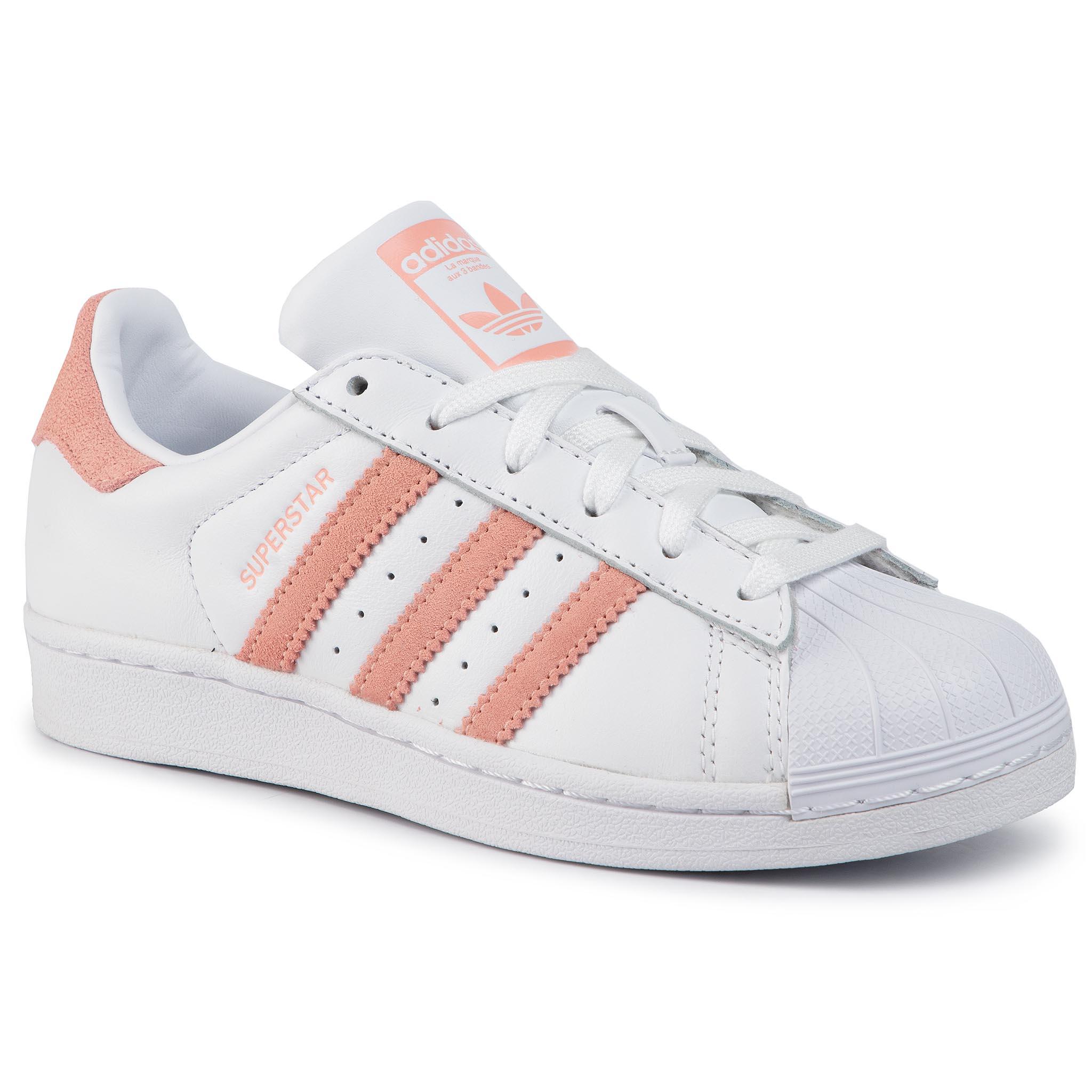 Topánky adidas - Superstar W EF9249 Ftwwht/Glopnk/Cblack