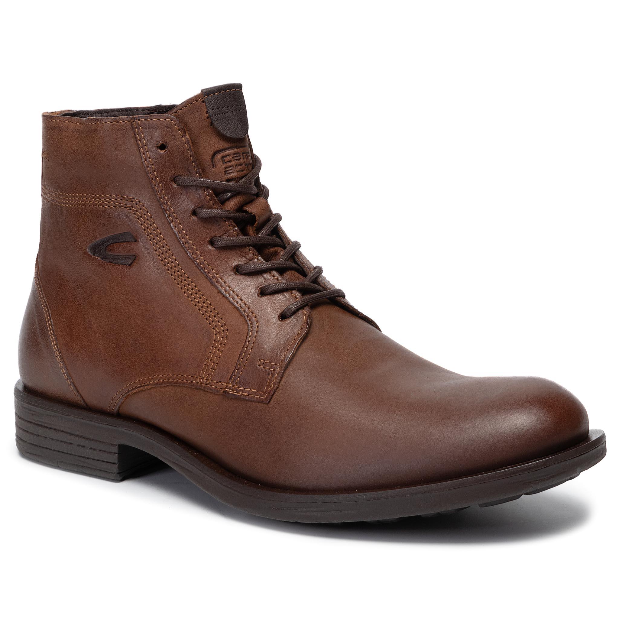 Outdoorová obuv CAMEL ACTIVE - Check 499.14.03 Nougat