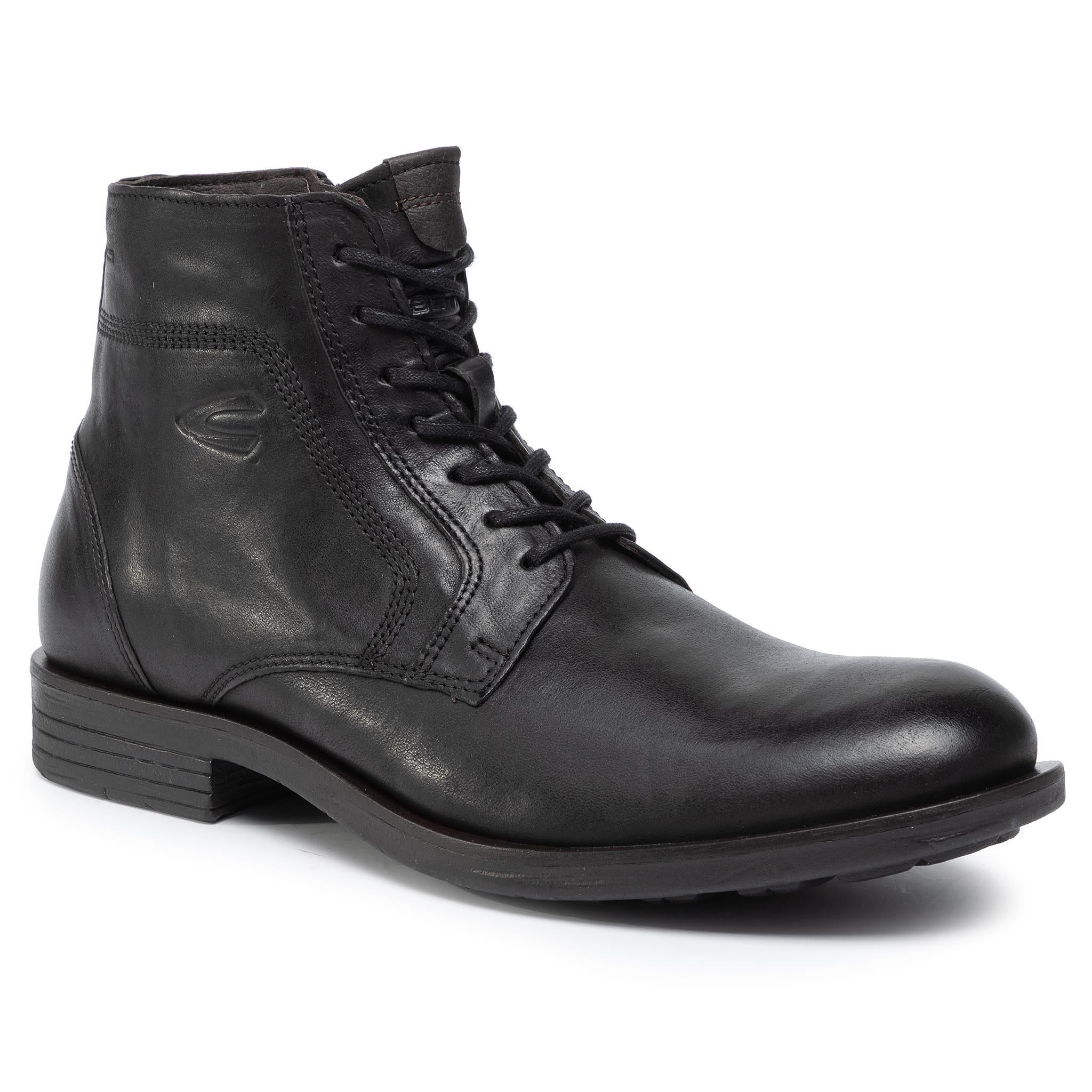 Outdoorová obuv CAMEL ACTIVE - Check 499.14.04 Black