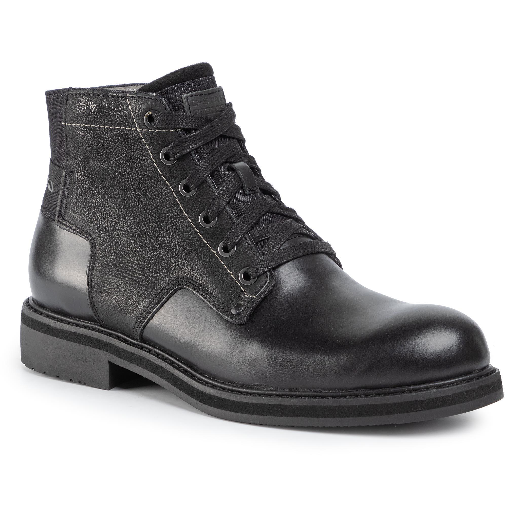 Outdoorová obuv G-STAR RAW - Garber D14039-098-990 Black