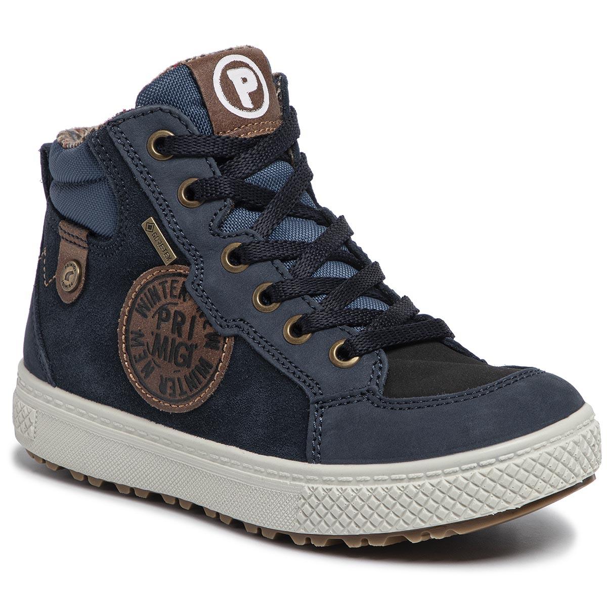 Outdoorová obuv PRIMIGI - GORE-TEX 4392311 S Navy
