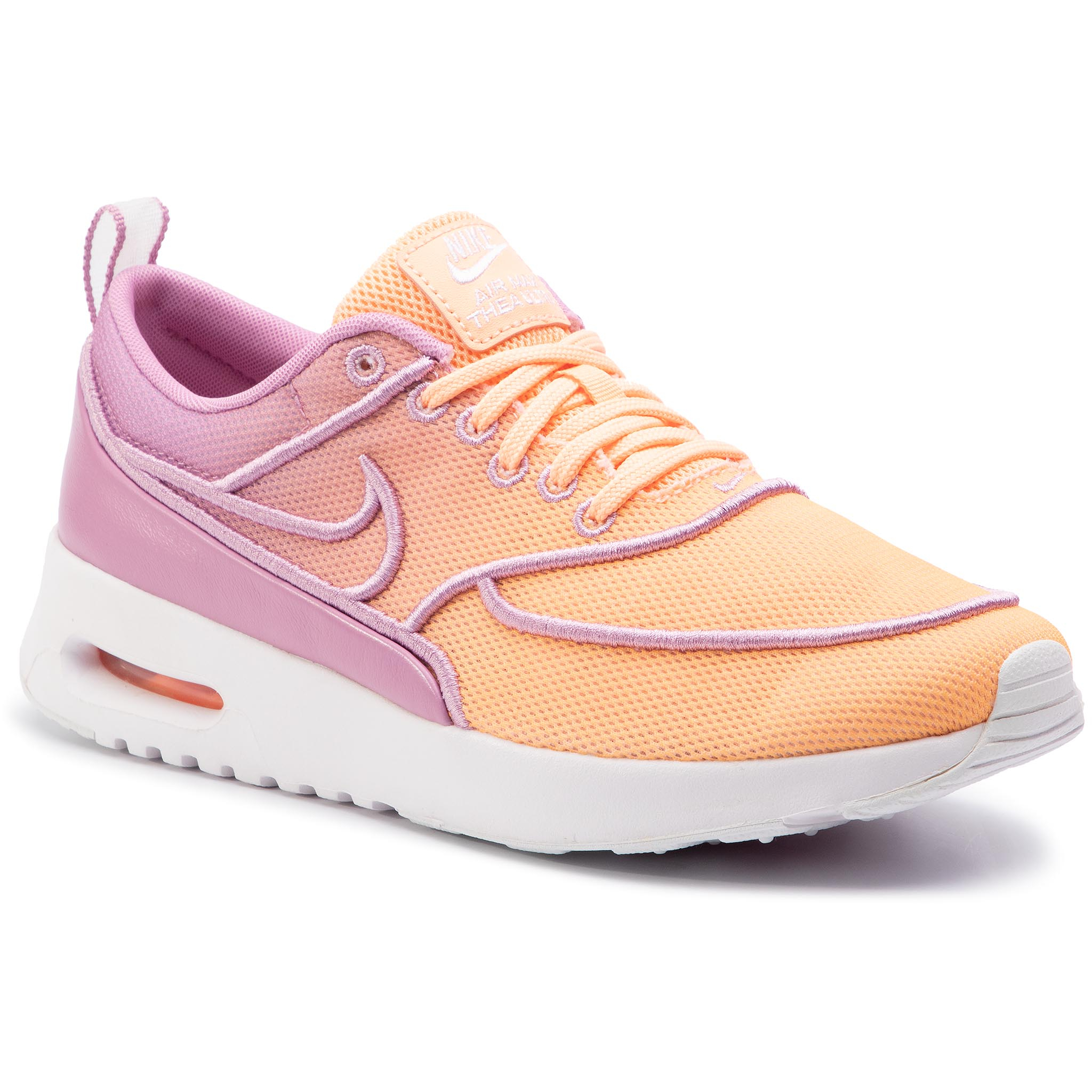 Topánky NIKE - Air Max Thea Ultra Si 881119 800 Sunset Glow/Sunset Glow/Orchid