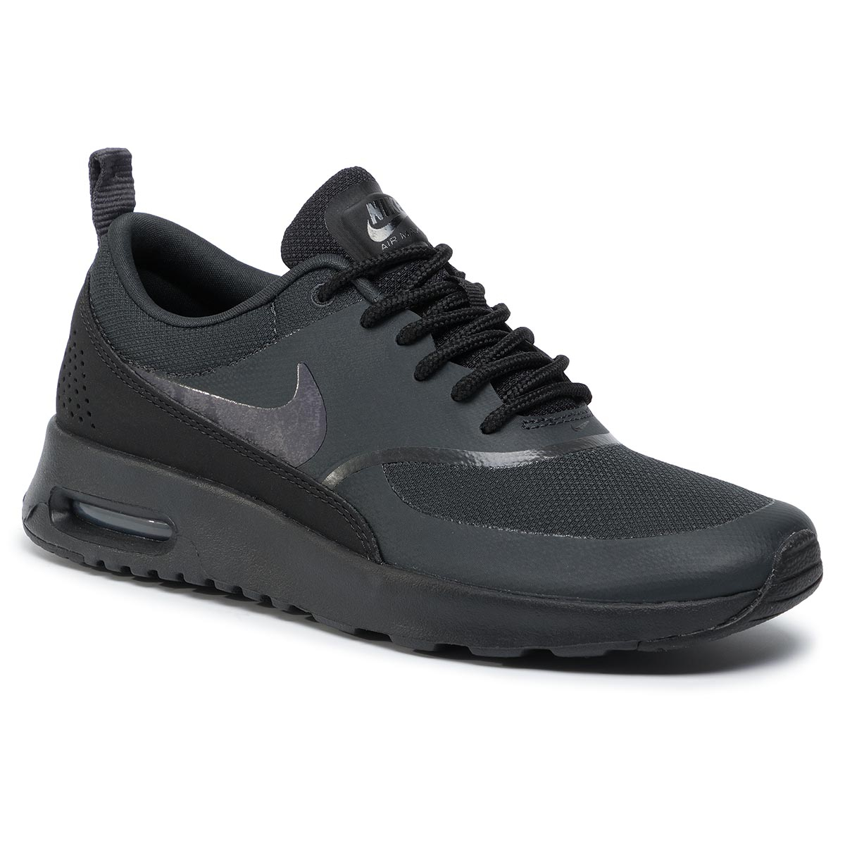 Topánky NIKE - Air Max Thea 599409 036 Off Noir/Gridiron/Black