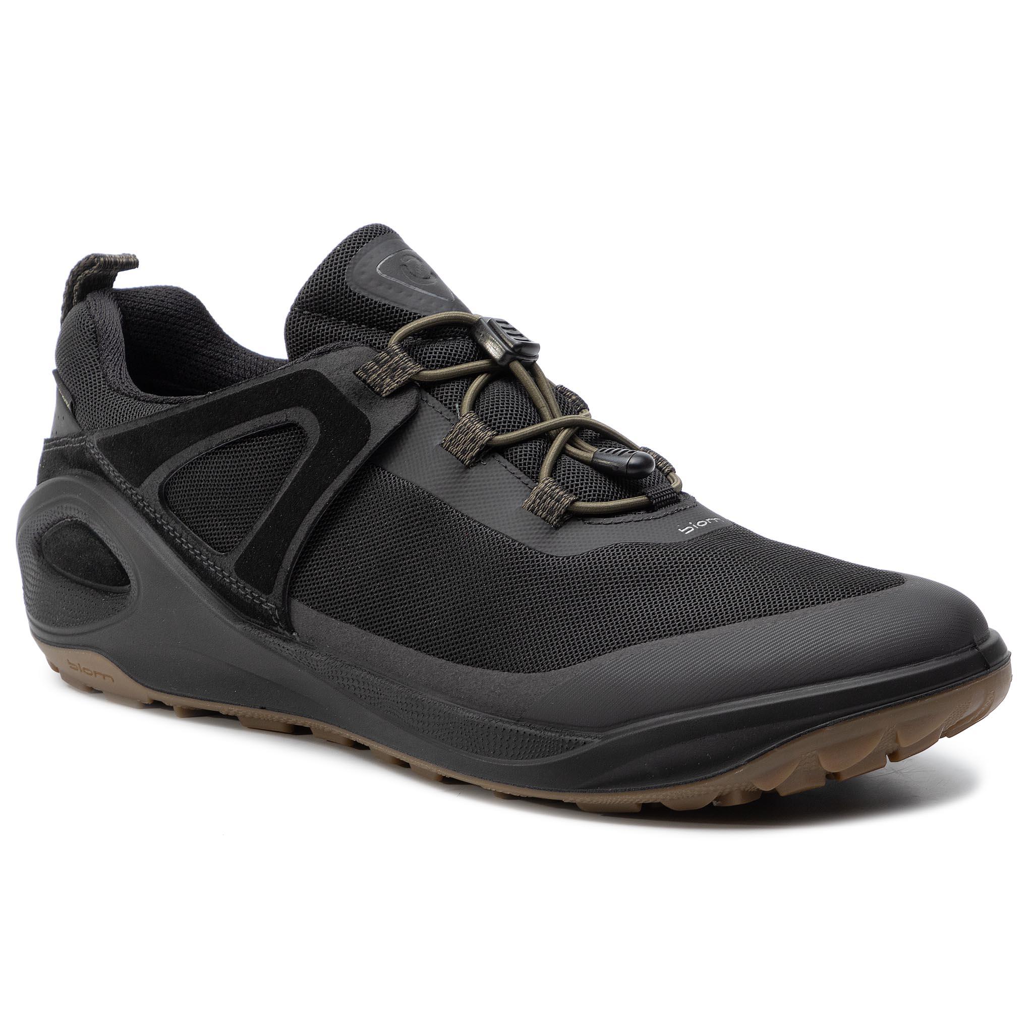 Trekingová obuv ECCO - Biom 2Go GORE-TEX 80192451602  Black/Tarmac/Black