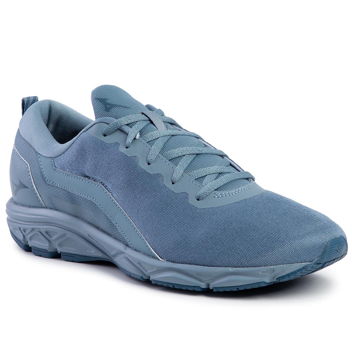 Topánky MIZUNO - Ezrun 2 J1GE193847 Modrá