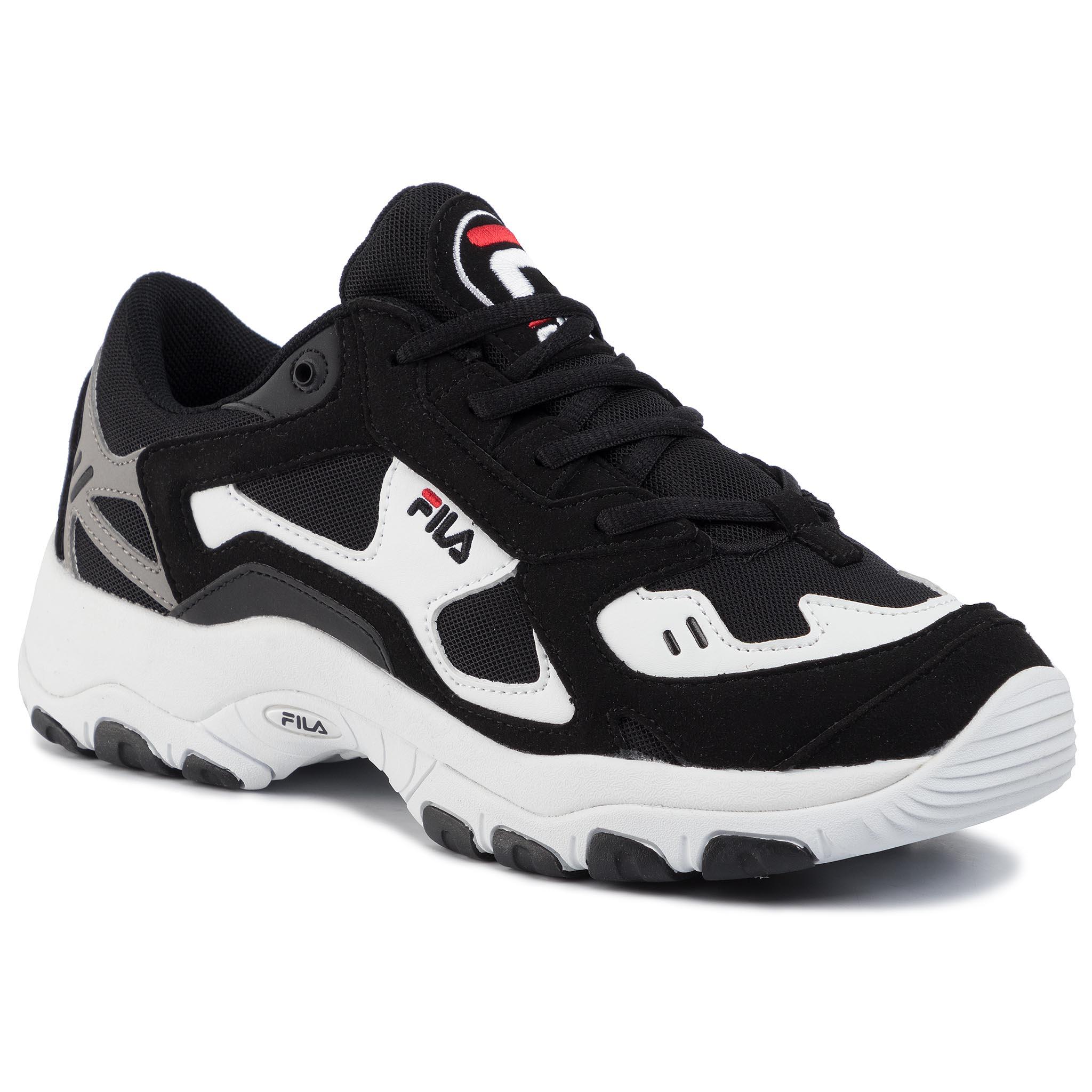 Sneakersy FILA - Select Low 1010728.12S Black/White