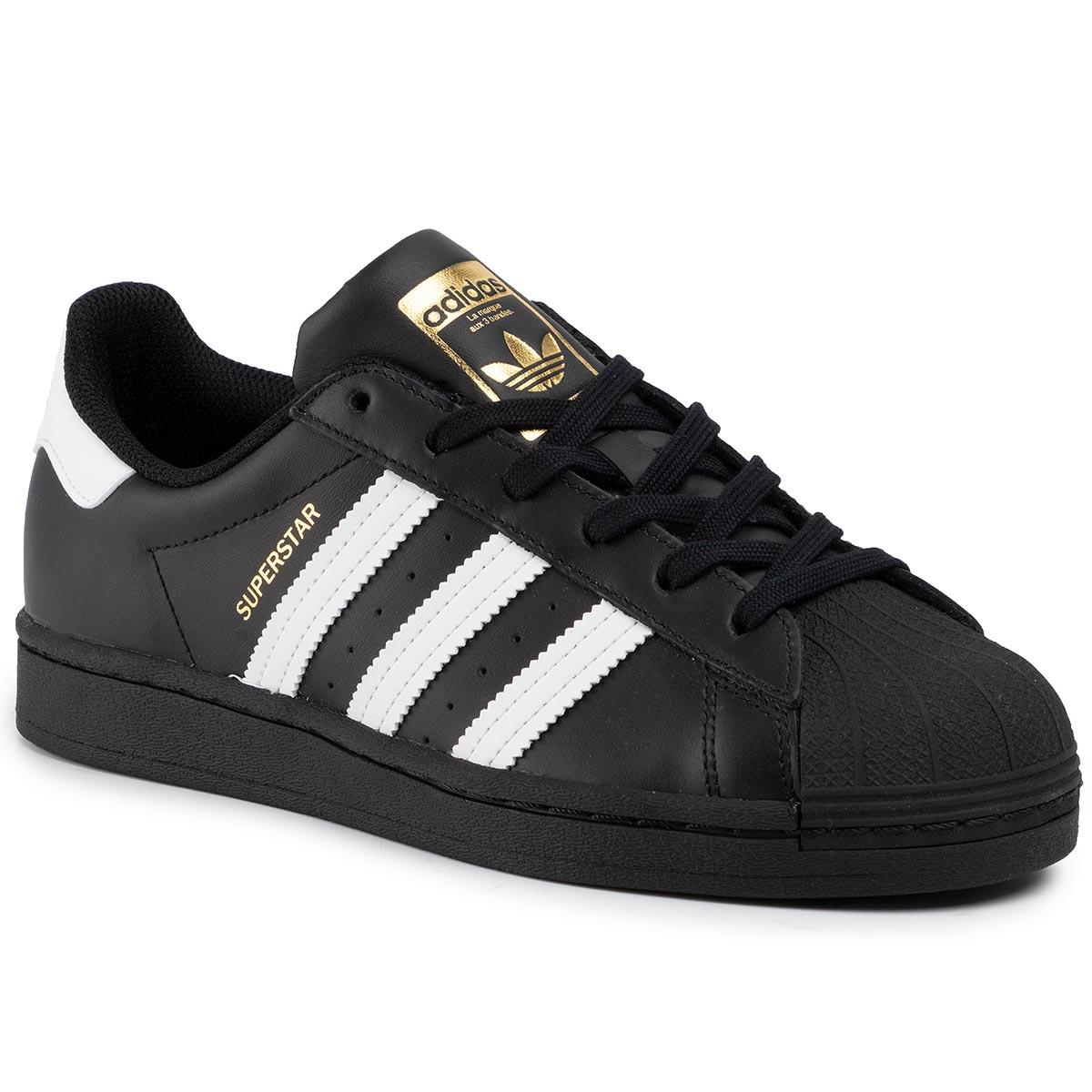 Topánky adidas - Superstar EG4959 Cblack/Ftwwht/Cblack