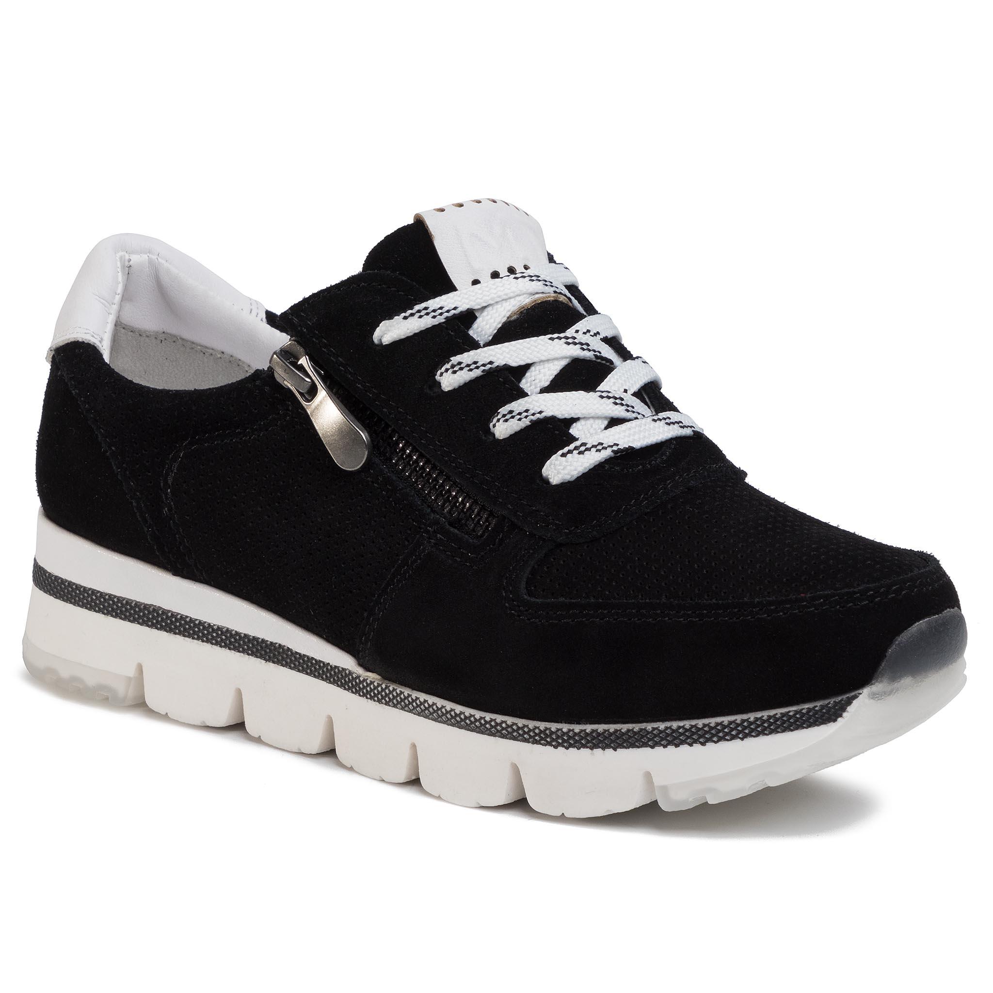 Sneakersy MARCO TOZZI - 2-23755-34 Black Comb 098