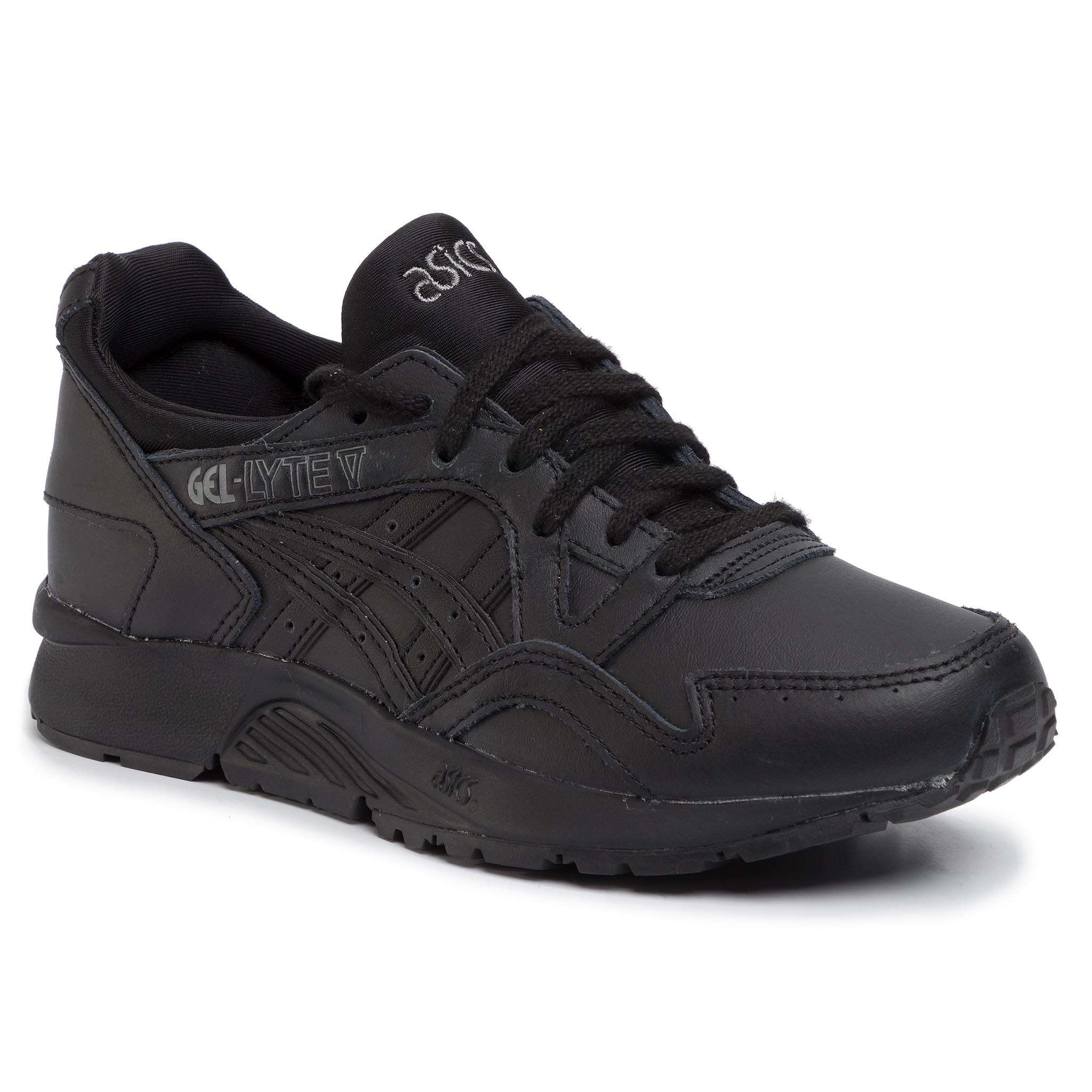 Sneakersy ASICS - Gel-Lyte V H6R3L Black/Black 9090