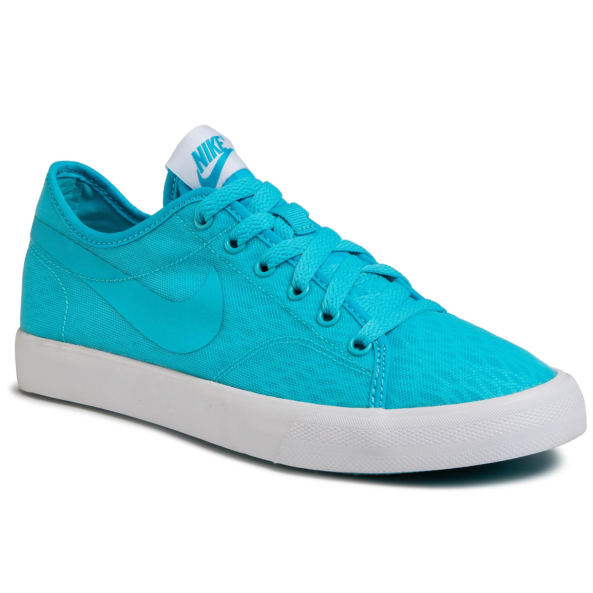 Topánky NIKE - Wmns Primo Court Br 833678 441 Gamma Blue/Gamma Blue/White
