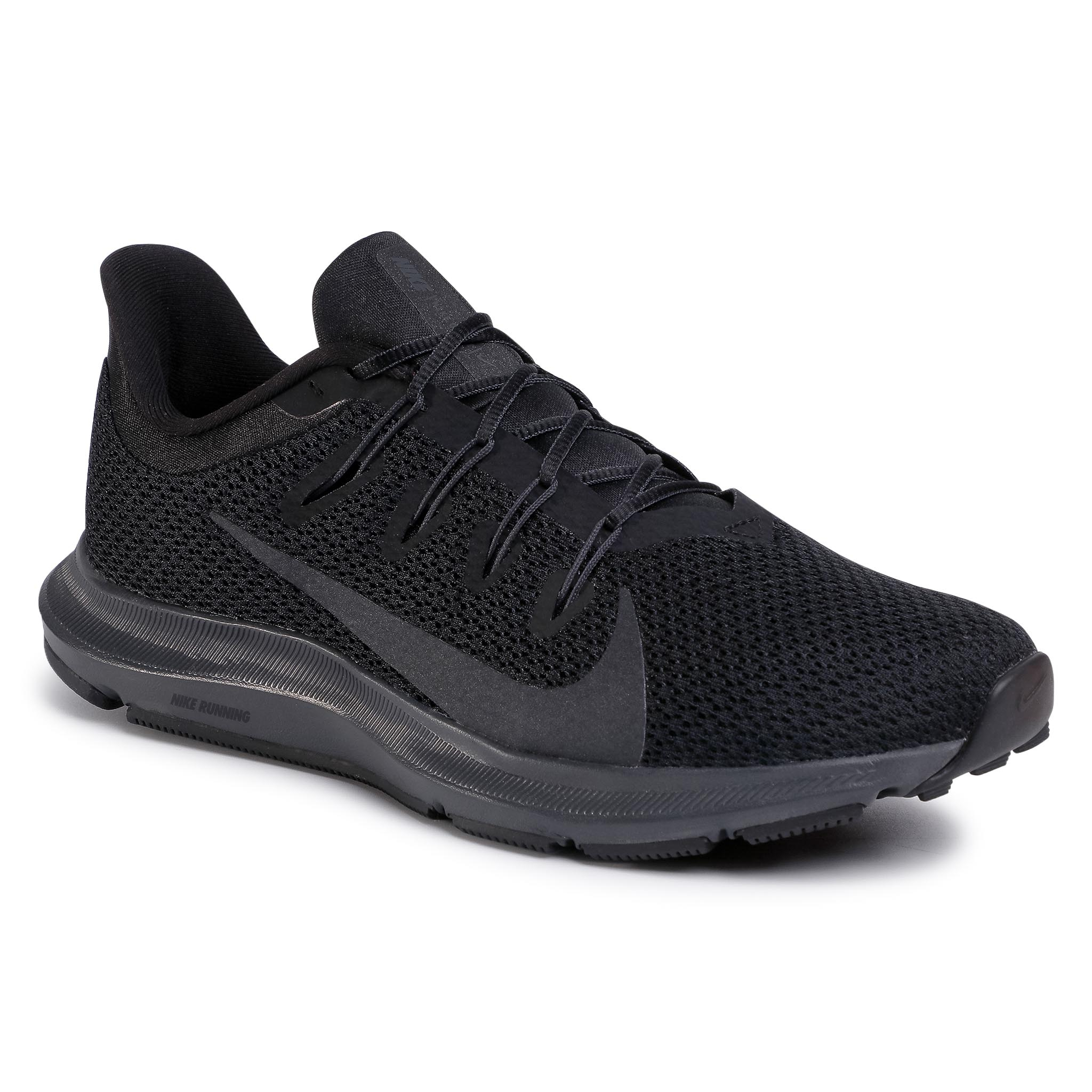 Topánky NIKE - Quest 2 CI3787-003 Black/Anthracite