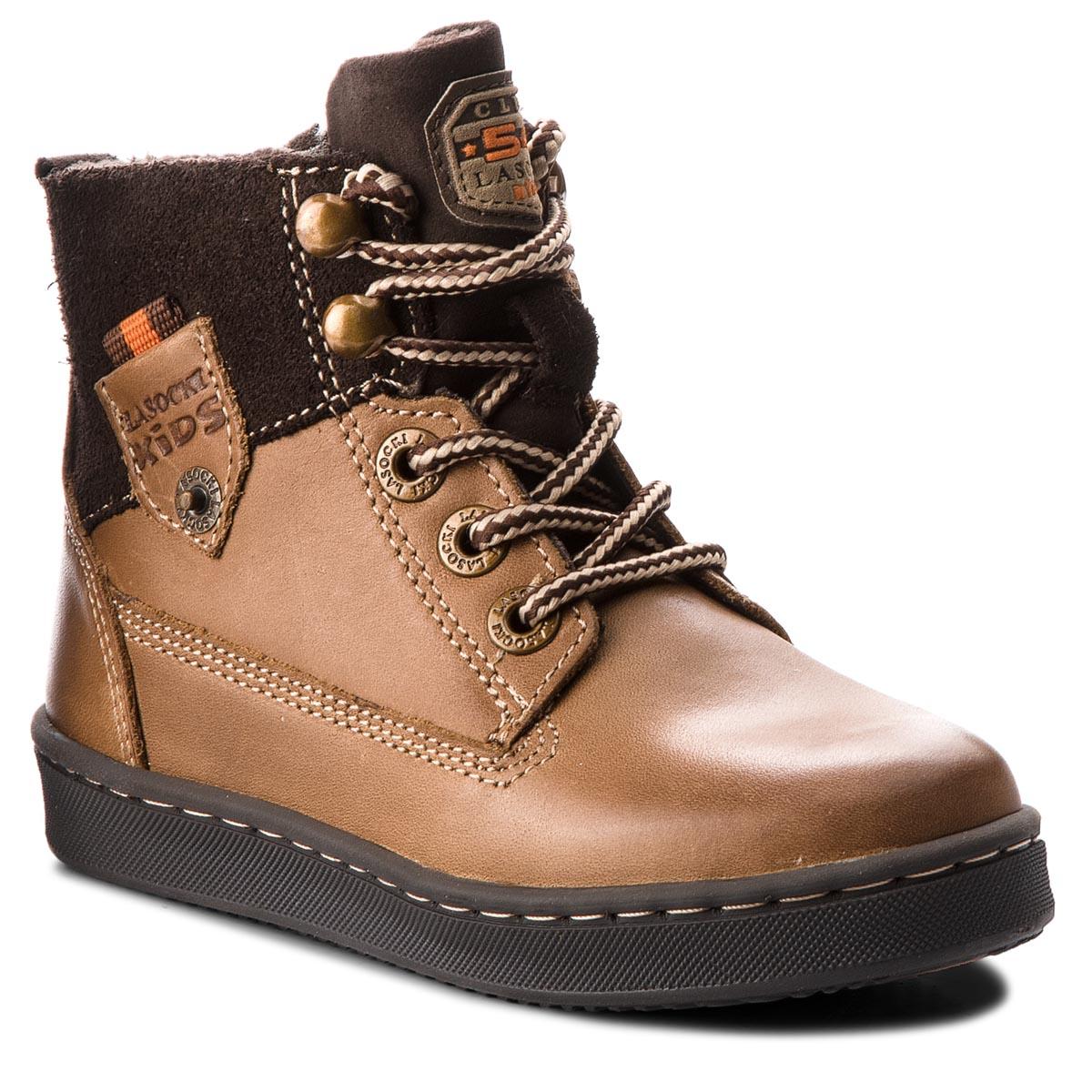 Outdoorová obuv LASOCKI KIDS - CI12-ERYK-01 Brown