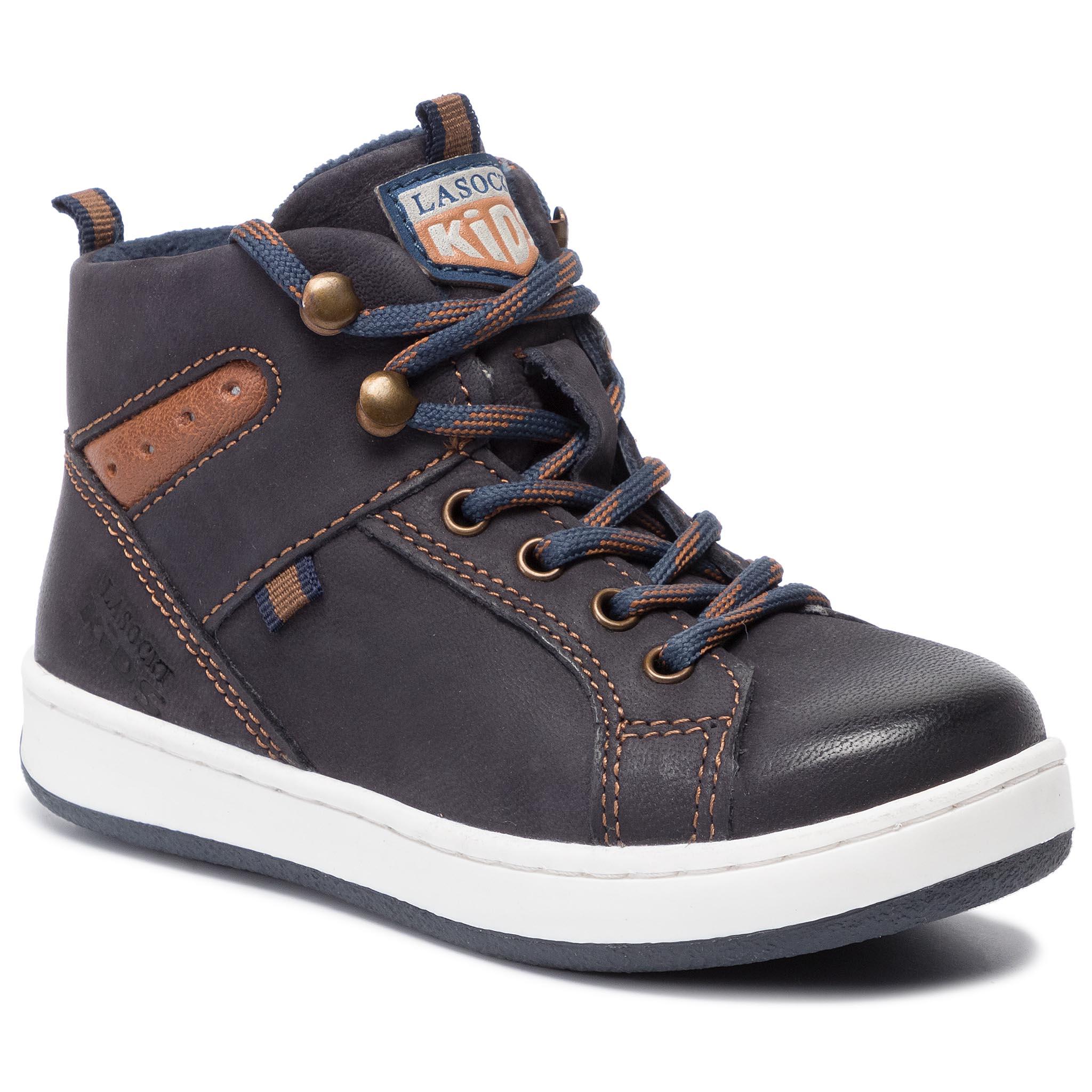Outdoorová obuv LASOCKI KIDS - CI12-2935-11 Cobalt Blue