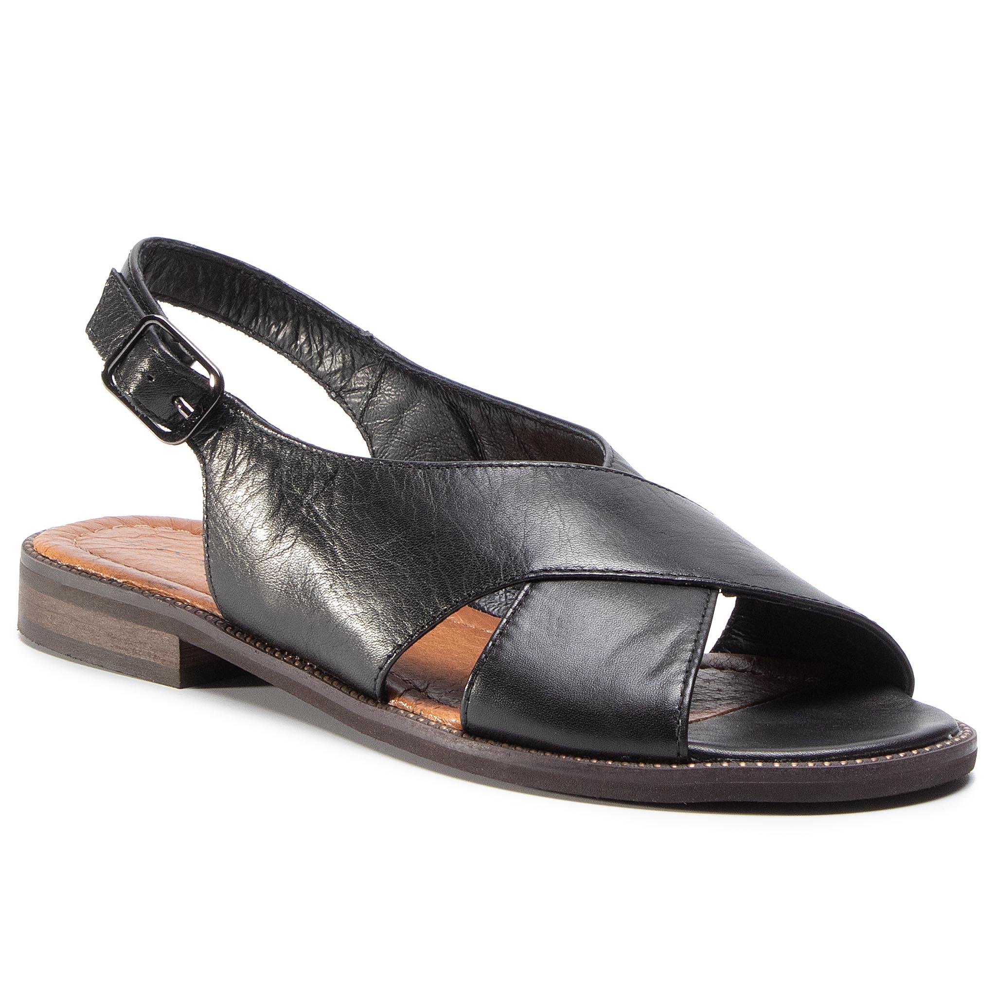 Sandále LASOCKI - TTT-M002-01 Black