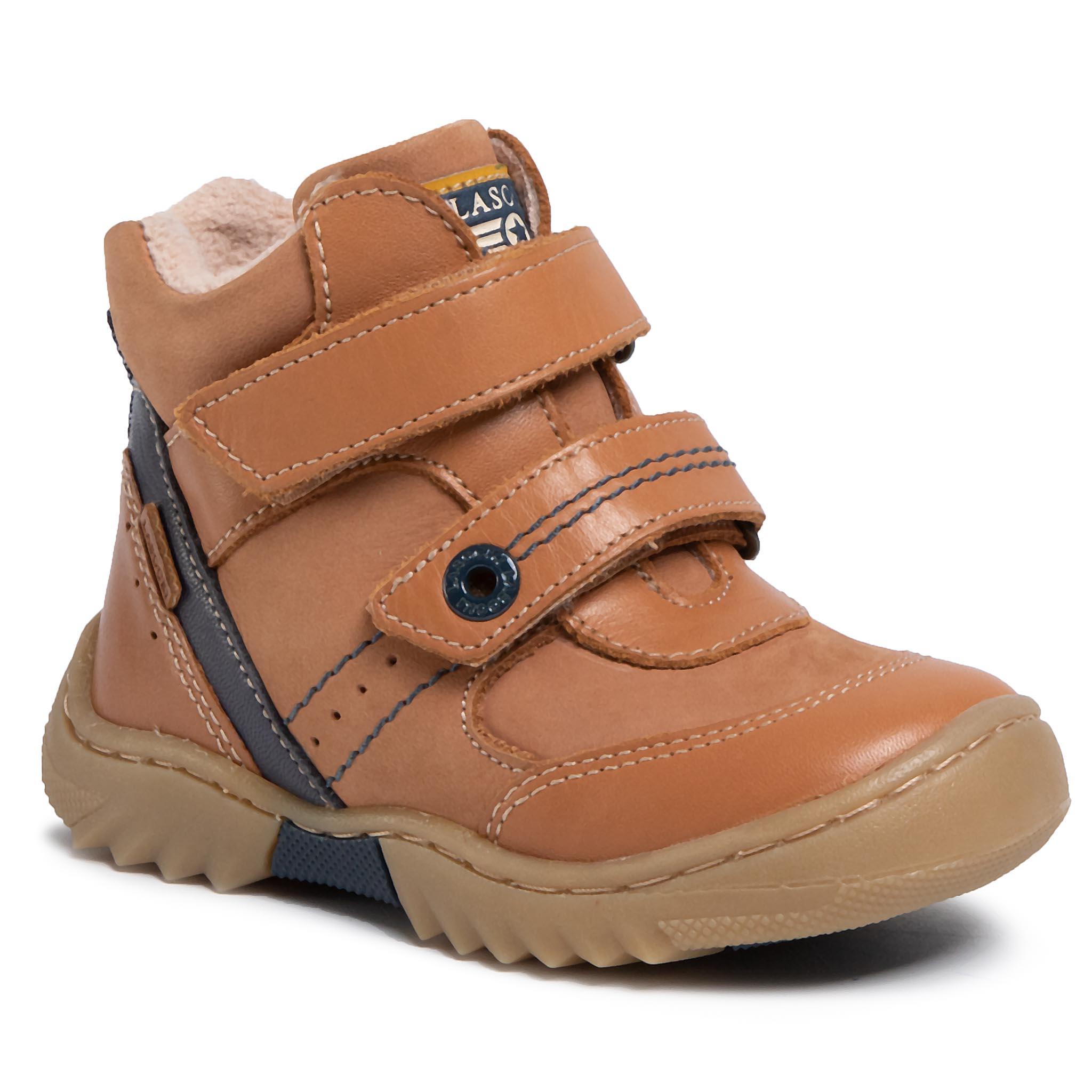 Outdoorová obuv LASOCKI KIDS - CI12-FLICK-02 Camel