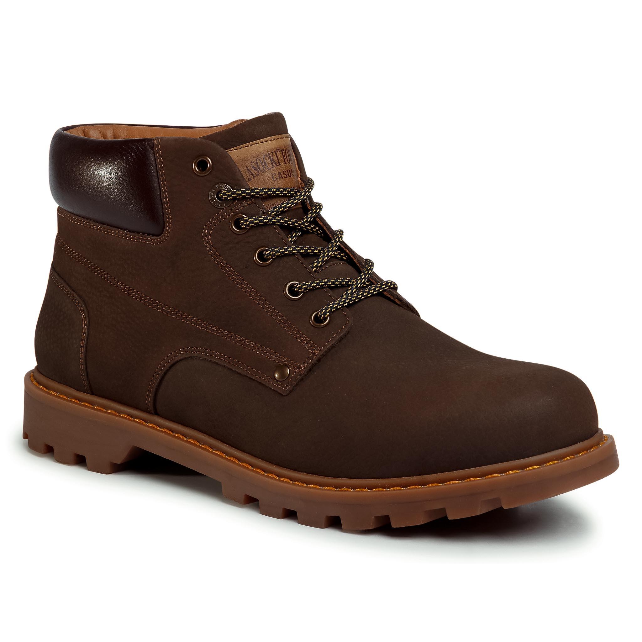 Outdoorová obuv LASOCKI FOR MEN - MI07-A984-A814-03 Brown