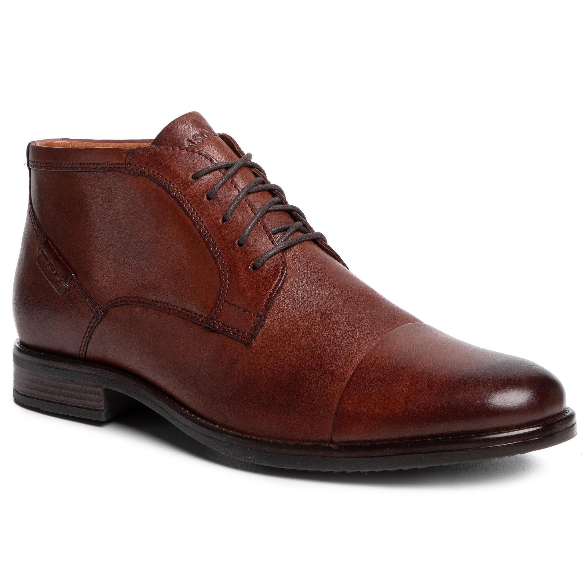 Outdoorová obuv LASOCKI FOR MEN - MB-NORWAY-60 Brown