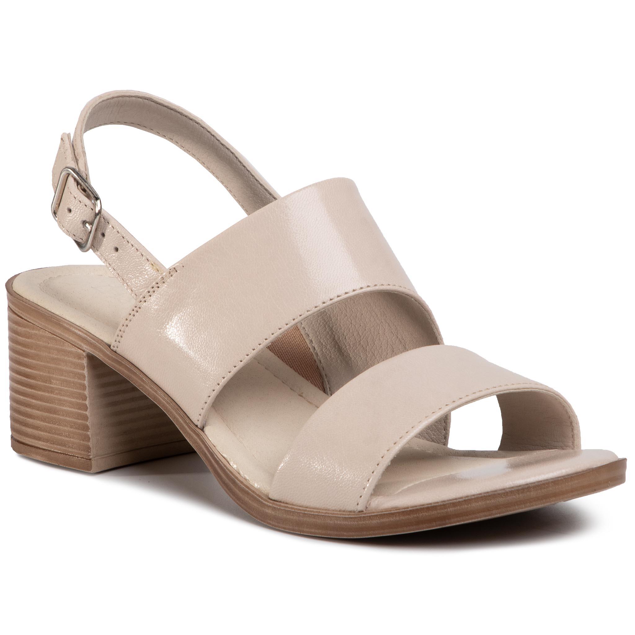 Sandále LASOCKI - 4859-02 Beige