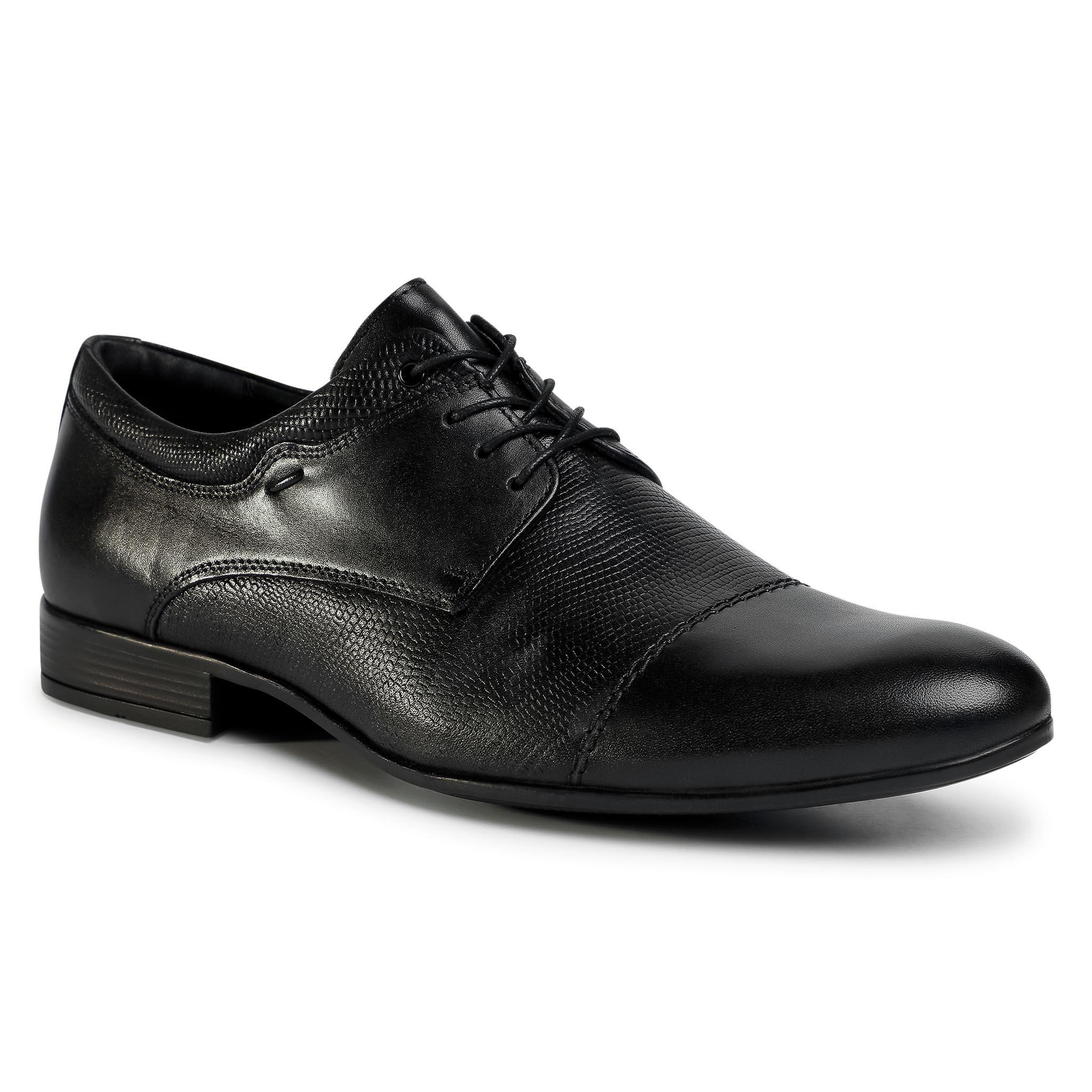 Poltopánky LASOCKI FOR MEN - MI08-C240-286-01 Black