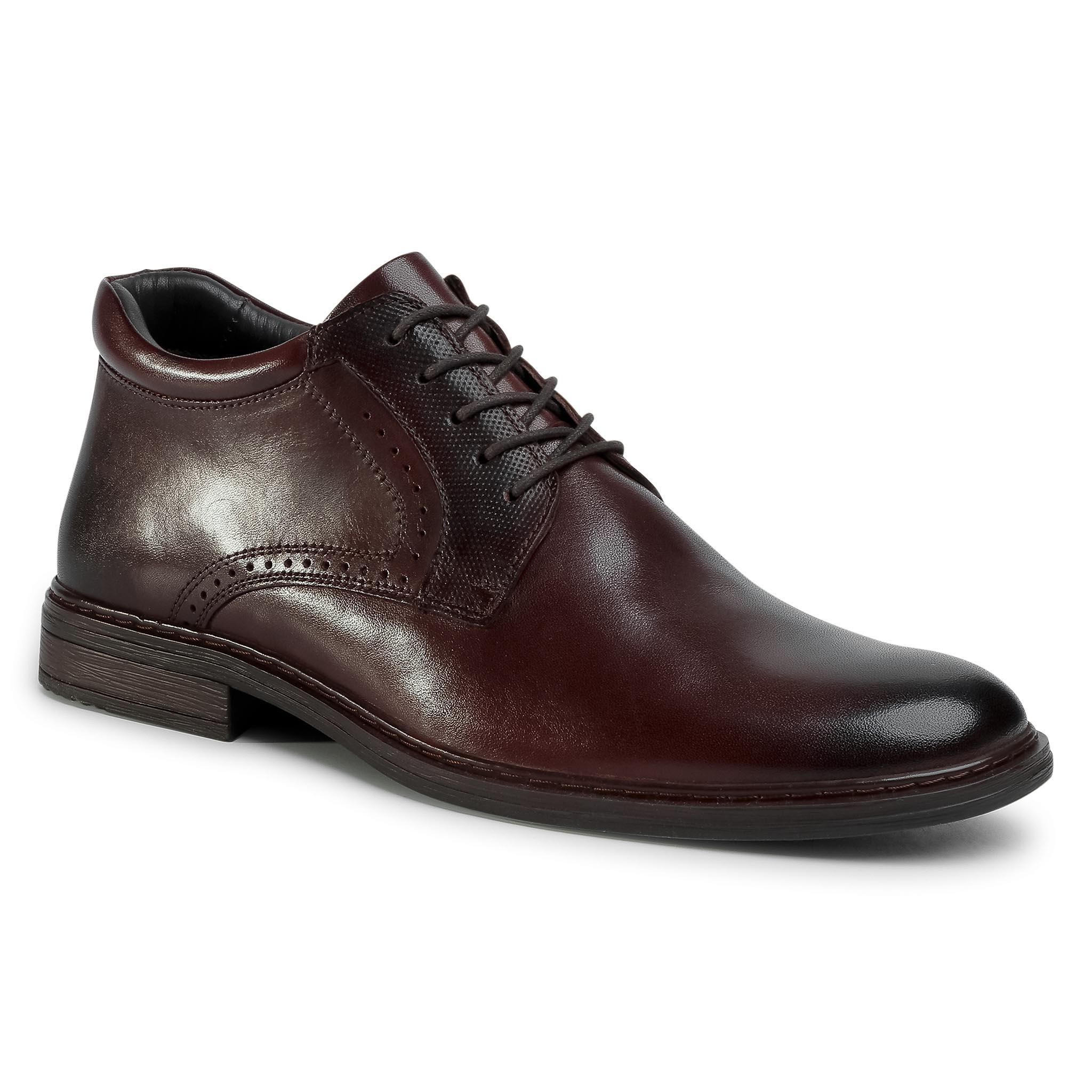 Outdoorová obuv LASOCKI FOR MEN - MI07-A933-A761-08 Brown