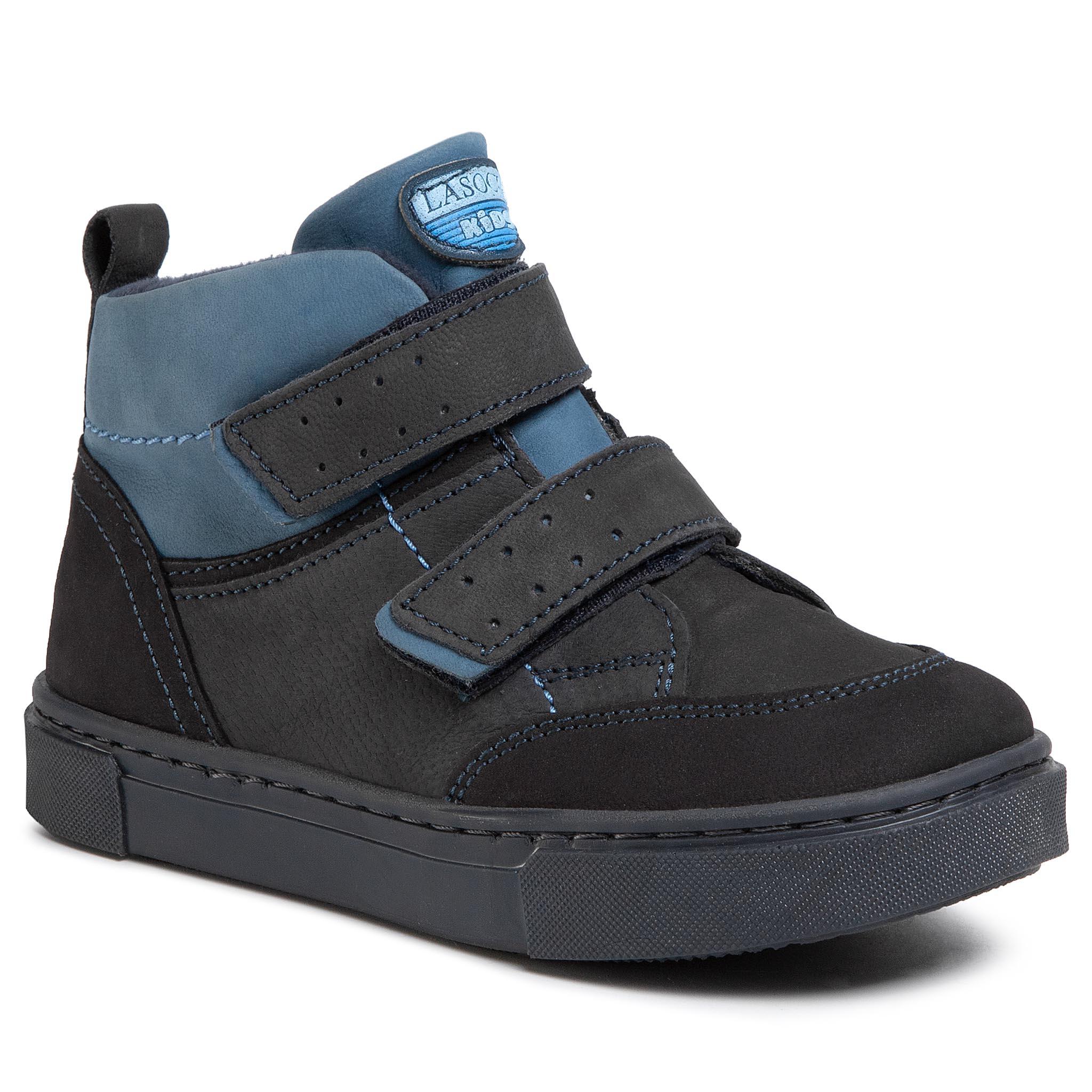 Outdoorová obuv LASOCKI KIDS - CI12-SPLENDER-01 Navy