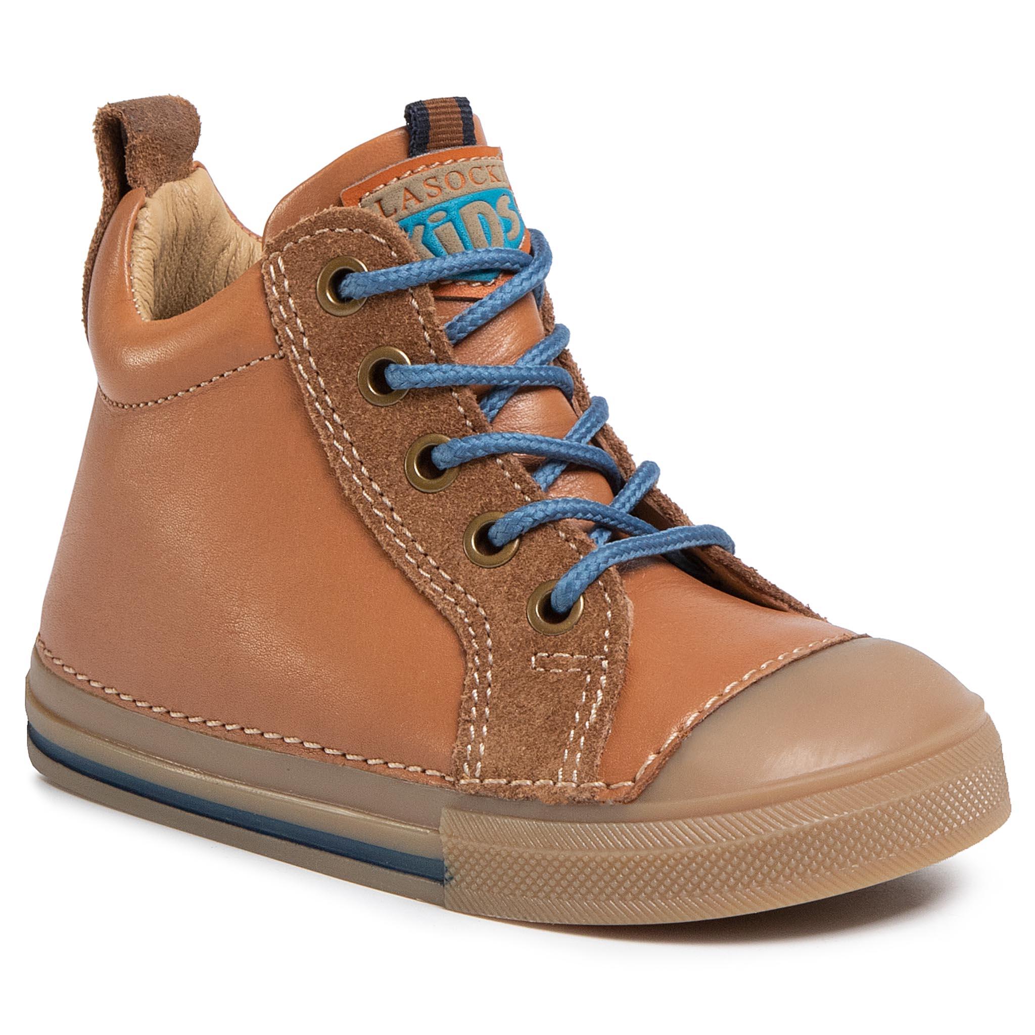 Outdoorová obuv LASOCKI KIDS - CI12-2916-04 Brown