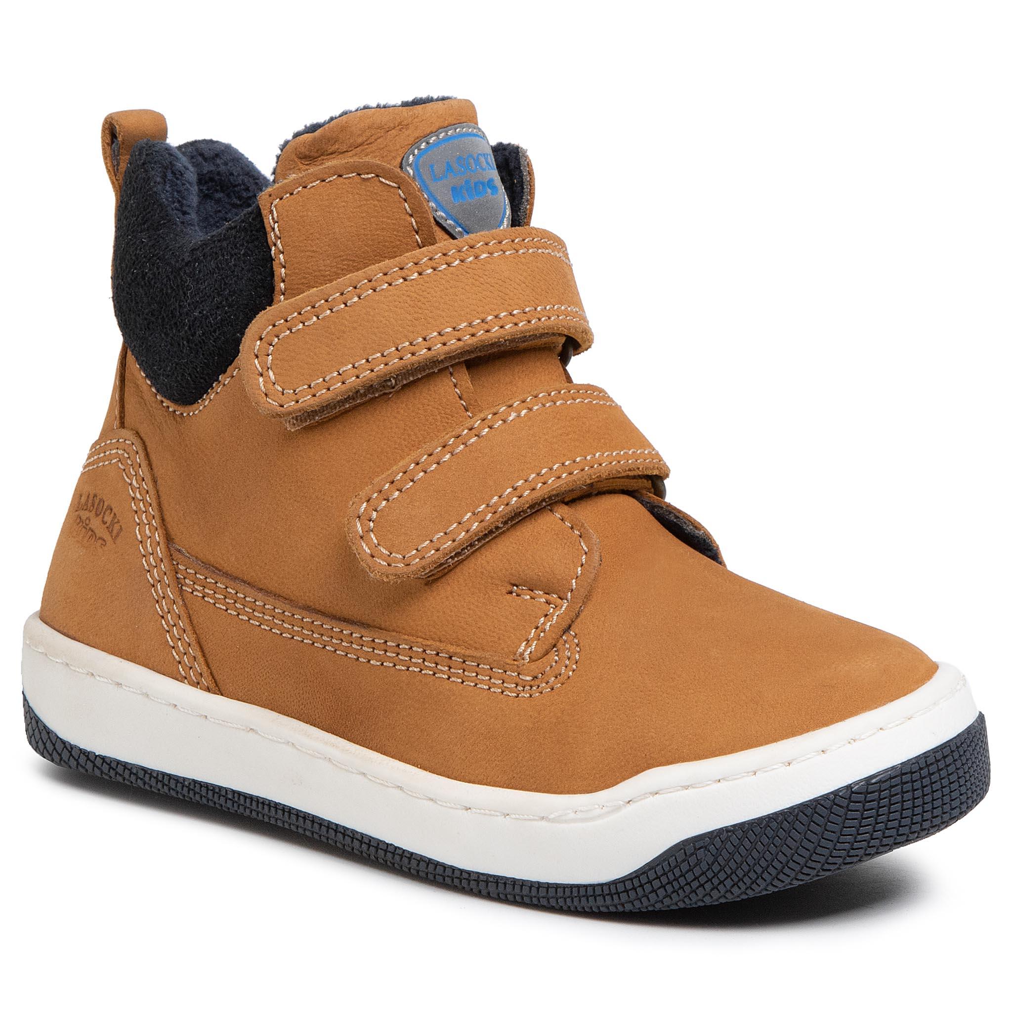 Outdoorová obuv LASOCKI KIDS - CI12-SPRITE-01 Camel