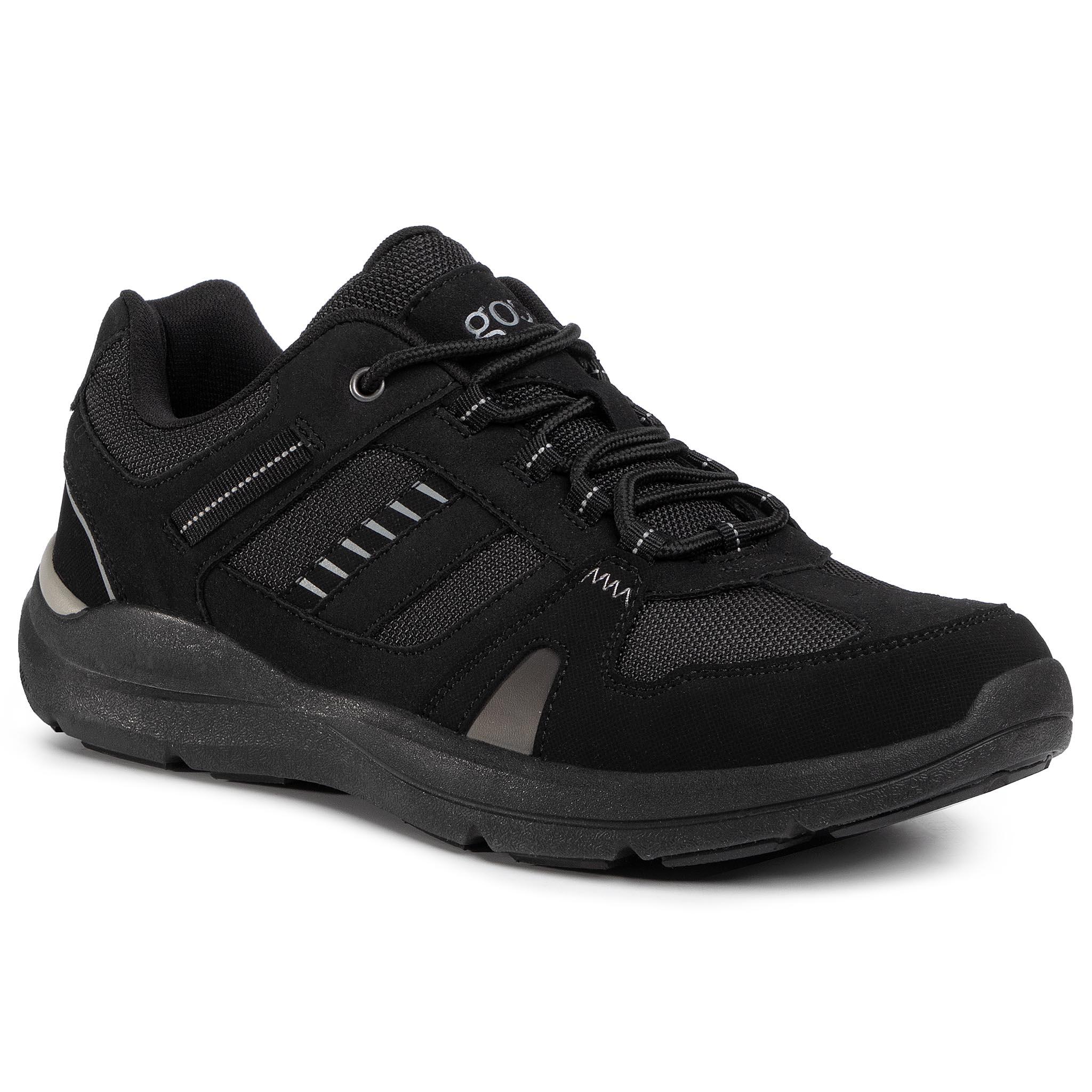 Sneakersy GO SOFT - GF19F296A-11 Black