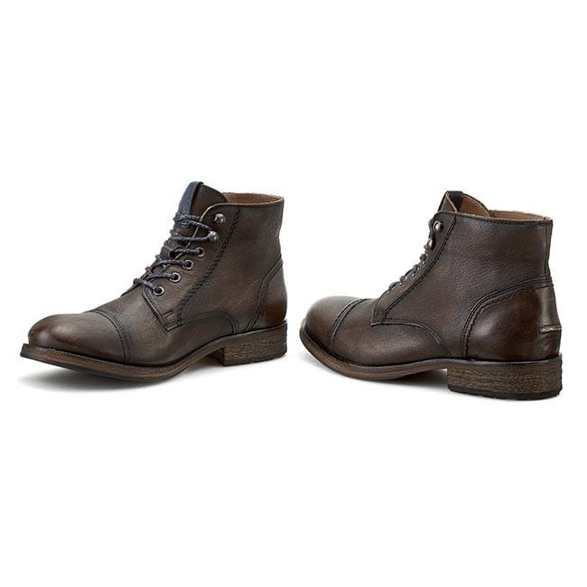 Outdoorová obuv TOMMY HILFIGER - DENIM Dillan 4A EM56820068 Ink 284 ... 92af6b2f234