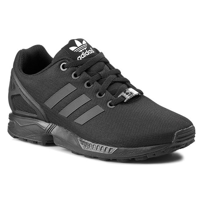 Topánky adidas - Zx Flux K S82695 Cblack Cblack - Sneakersy ... b6a2c087a34