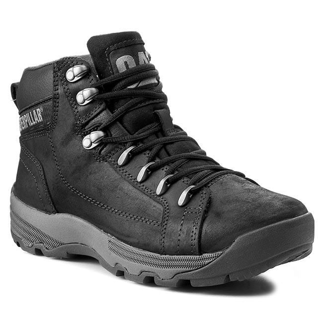 Trekingová obuv CATERPILLAR - Supersede P719133 Čierna - Outdoorové ... 274cb211f82
