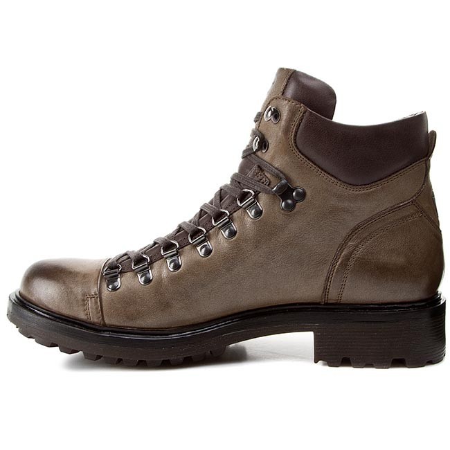 sports shoes b2bc3 8f829 Outdoorová obuv STRELLSON - George Mid Boot I 4010001790 Taupe 104