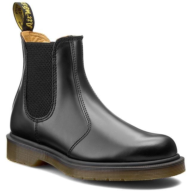 cc7b377380 Kotníková obuv s elastickým prvkom DR. MARTENS - 2976 11853001 Black ...