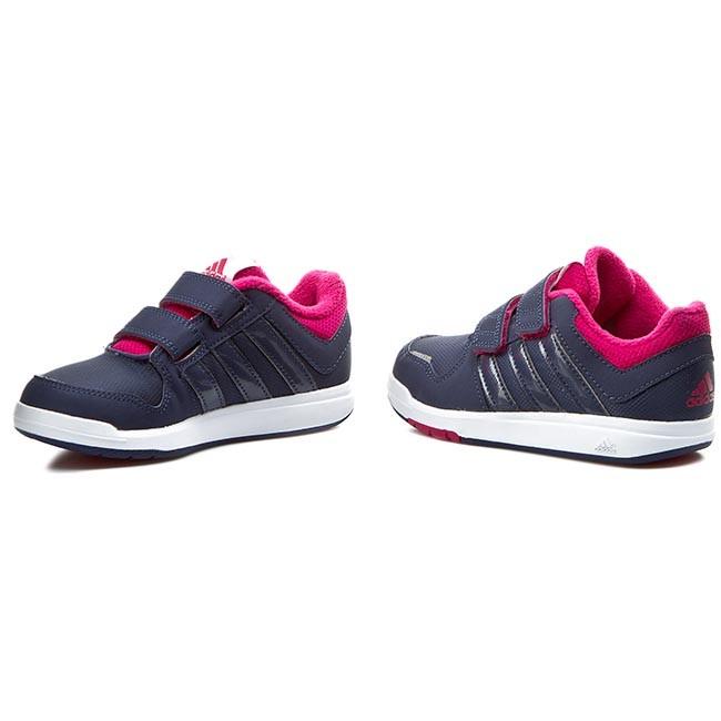 Topánky adidas - Lk Trainer 6 CF K B35286 Tmavo modrá - Na suchý ... dc4be29bdc