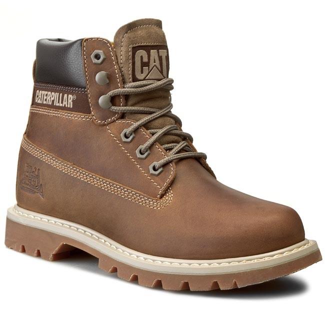 a16f0cbb45 Outdoorová obuv CATERPILLAR - Colorado P708190 Dark Beige ...