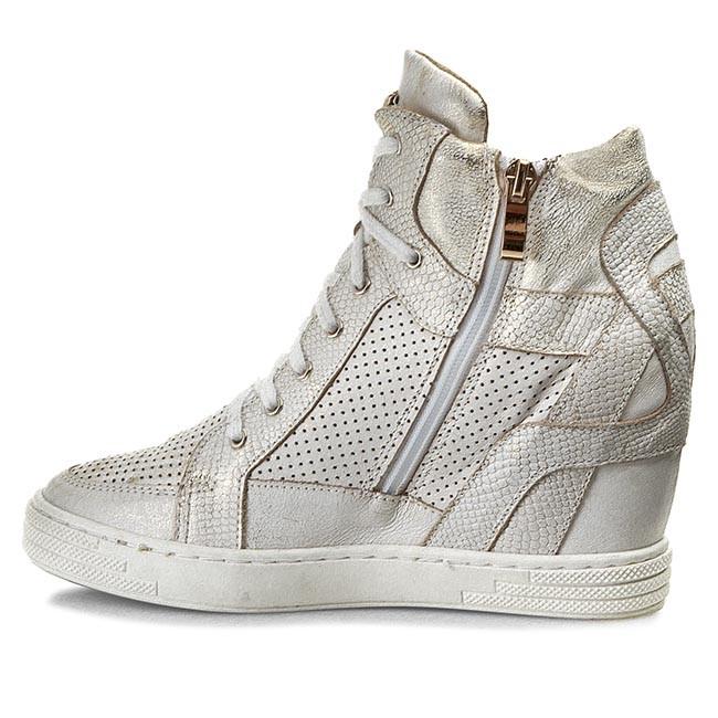 6e1f6d6c65c6 Sneakersy ROBERTO - 474 D B.Złoty - Na kline - Poltopánky - Dámske -  www.eobuv.sk