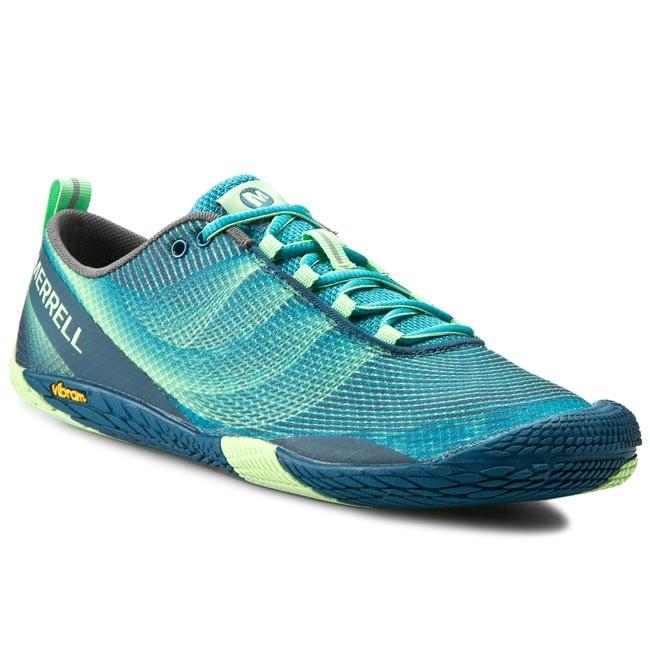 Topánky MERRELL - Vapor Glove 2 J35846 Medium Green - Trekingová ... 306004da5a5