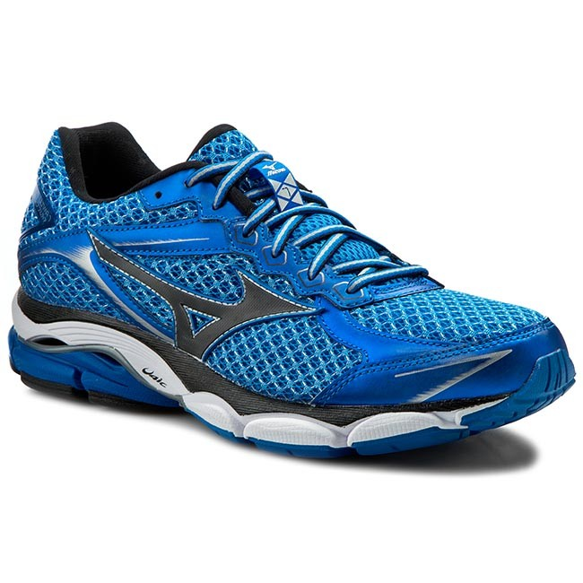 5b8fa25b20c64 Topánky MIZUNO - Wave Ultima 7 J1GC150906 Modrá - Treningová obuv ...