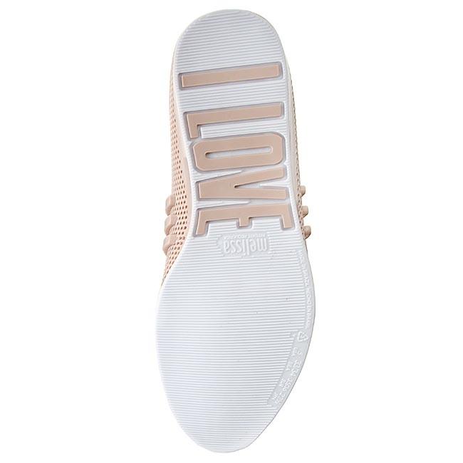 f54dd54a98a Sneakersy MELISSA - Love System Now Ad 31597 Light Pink 01276 - Ploché -  Poltopánky - Dámske - www.eobuv.sk