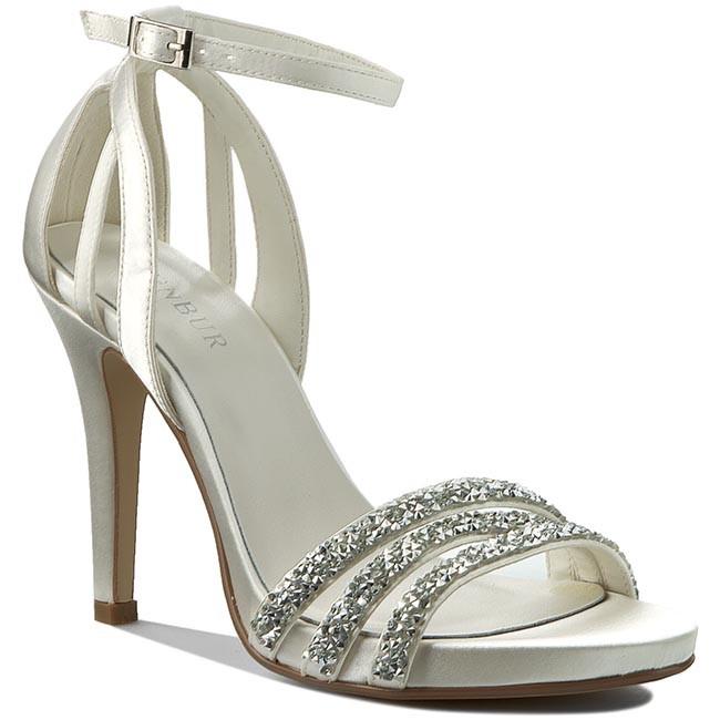 06c84e8b4265 Sandále MENBUR - 06969 Marfil Ivory 0004 - Elegantné sandále ...