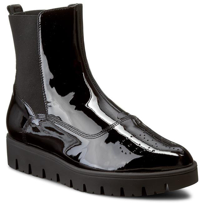 365d27251f Koníková obuv s elastickým prvkom HÖGL - 2-101234 Black 0100 ...